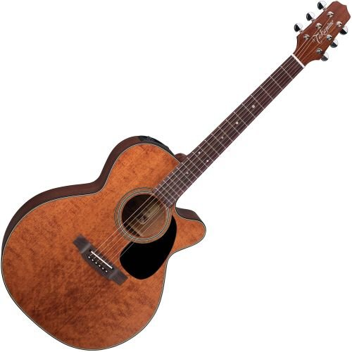 photo of an electric acoustic guitar by Takamine